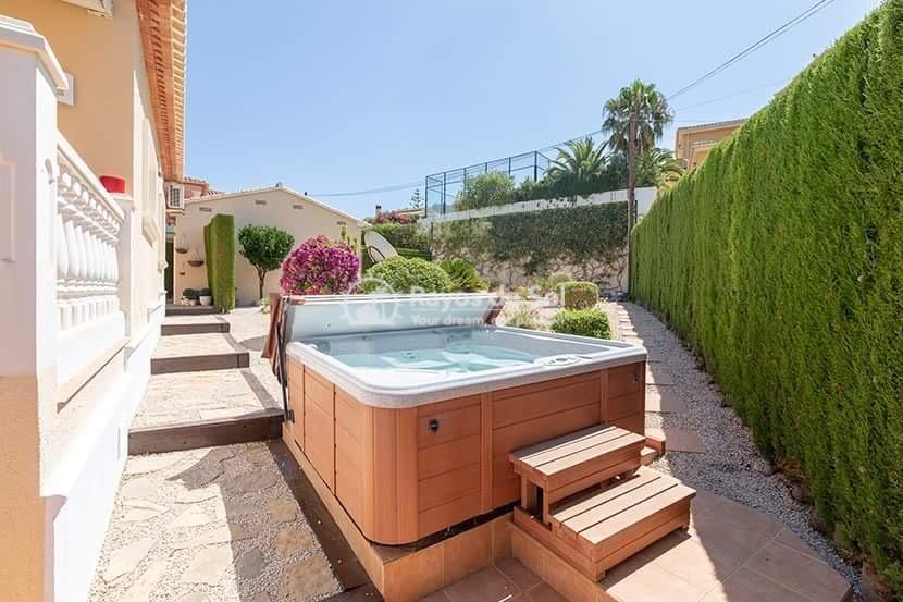 Villa  in Calpe, Costa Blanca North (2805) - 12