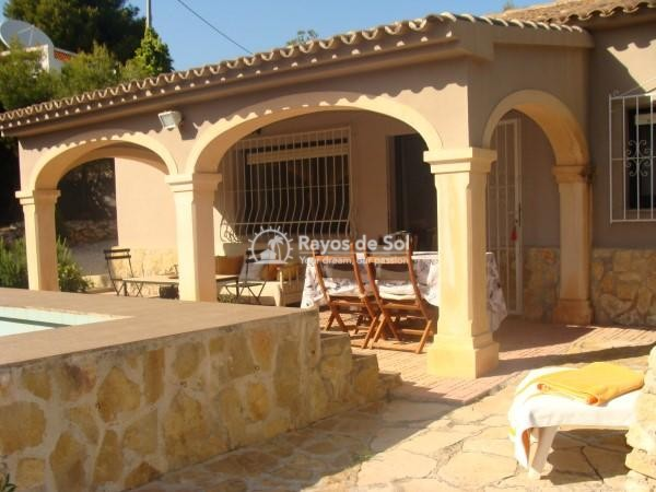 Villa  in Calpe, Costa Blanca North (2752) - 3