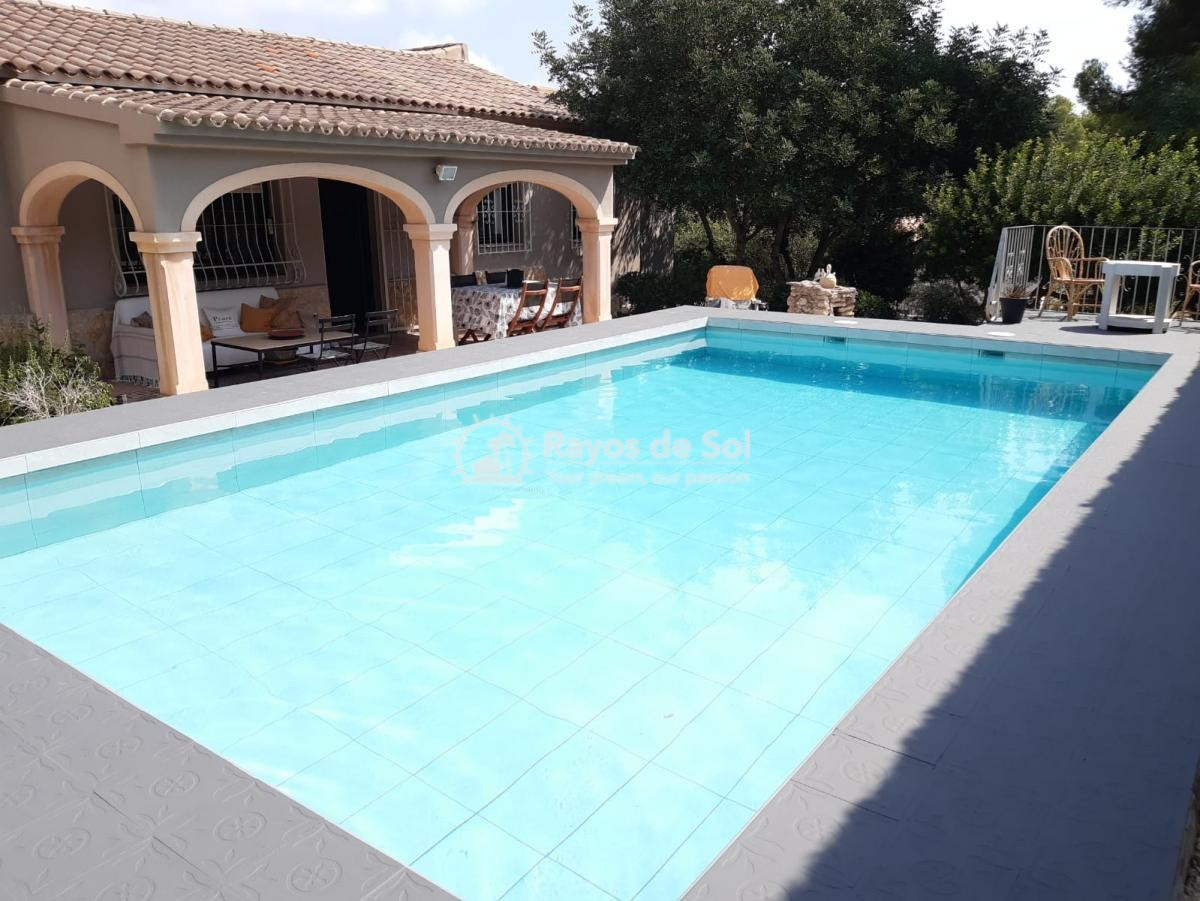 Villa  in Calpe, Costa Blanca North (2752) - 1