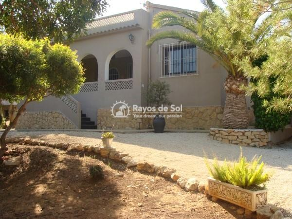 Villa  in Calpe, Costa Blanca North (2752) - 2