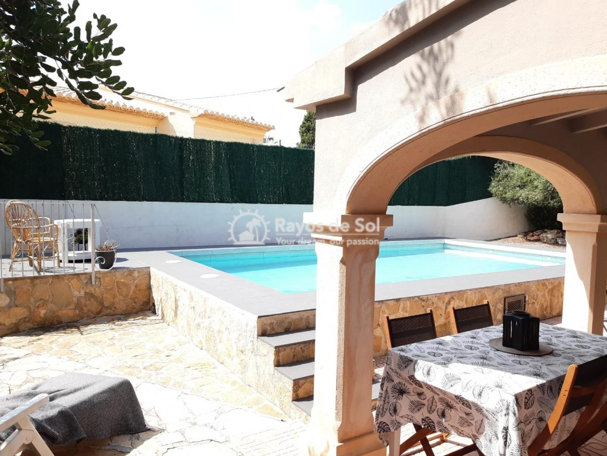 Villa  in Calpe, Costa Blanca North (2752) - 15