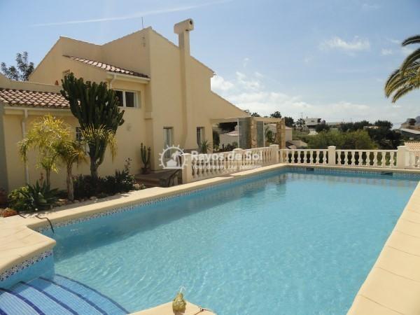 Villa  in Calpe, Costa Blanca North (2746) - 1