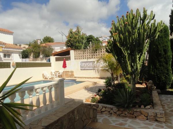 Villa  in Calpe, Costa Blanca North (2746) - 17