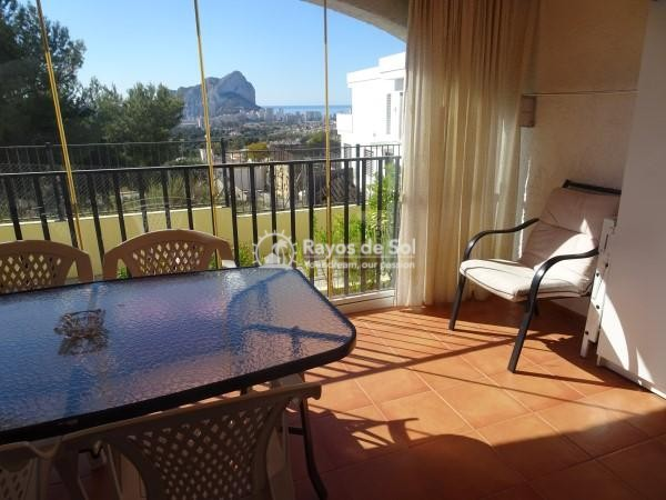 Apartment  in Calpe, Costa Blanca North (2742) - 1