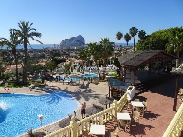 Apartment  in Calpe, Costa Blanca North (2742) - 19