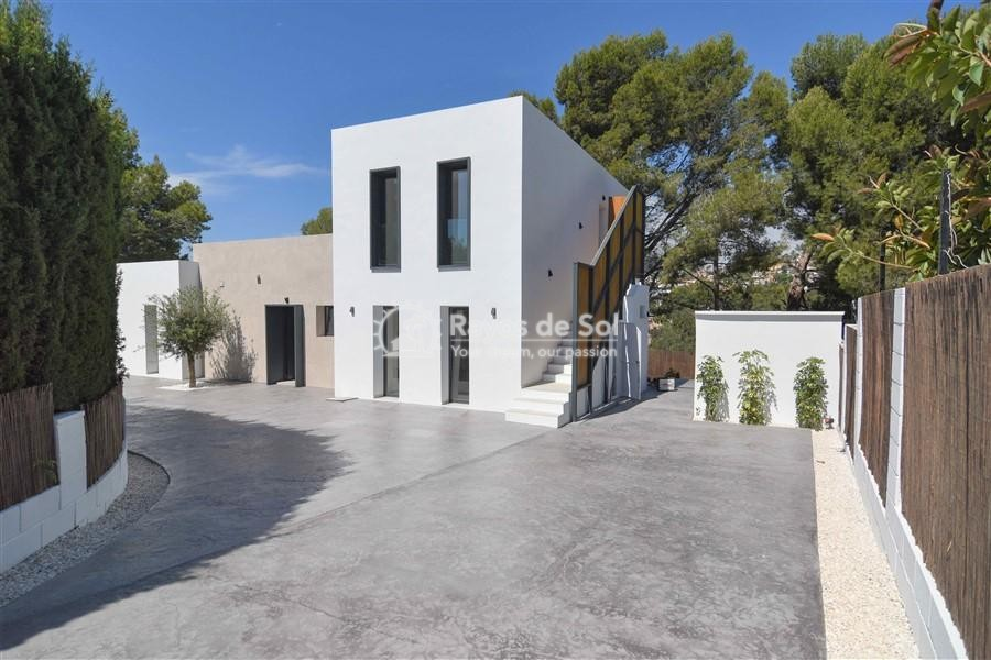 Villa  in Calpe, Costa Blanca North (2715) - 1