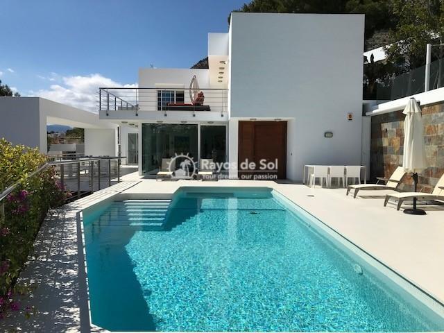 Villa  in Altea, Costa Blanca (2738) - 2