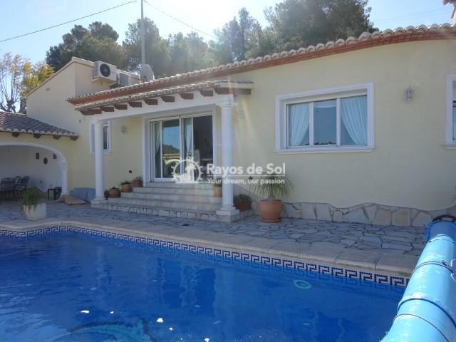 Villa  in Calpe, Costa Blanca North (2740) - 1