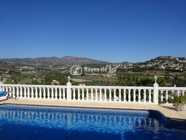 Villa  in Calpe, Costa Blanca North (2740) - 2