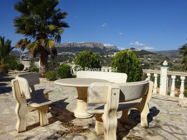 Villa  in Calpe, Costa Blanca North (2740) - 9