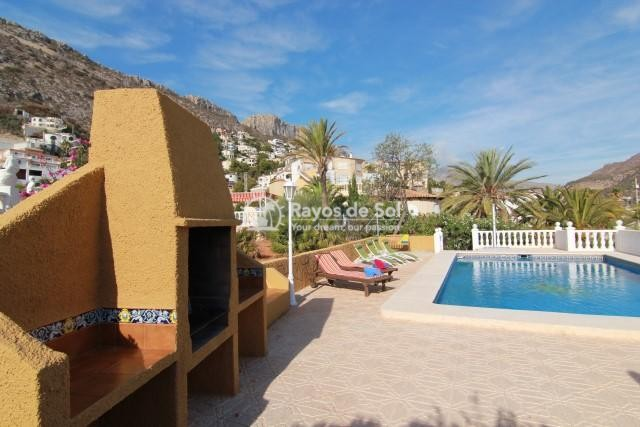 Villa  in Calpe, Costa Blanca North (2713) - 10