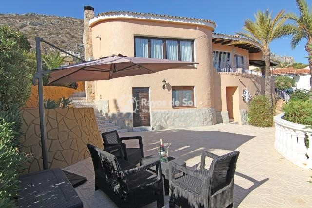 Villa  in Calpe, Costa Blanca North (2713) - 4