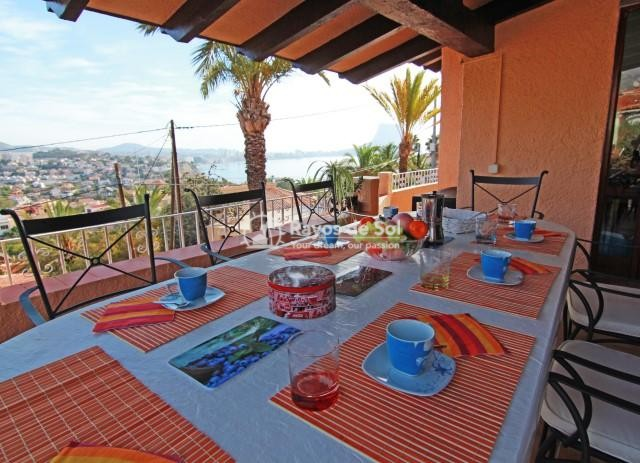 Villa  in Calpe, Costa Blanca North (2713) - 3