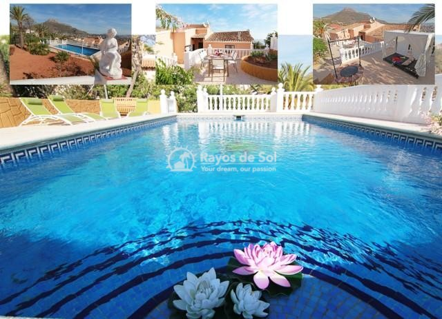 Villa  in Calpe, Costa Blanca North (2713) - 2