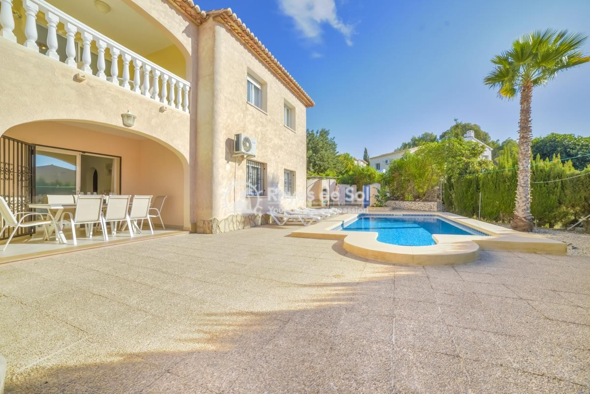 Villa  in Calpe, Costa Blanca North (2734) - 1