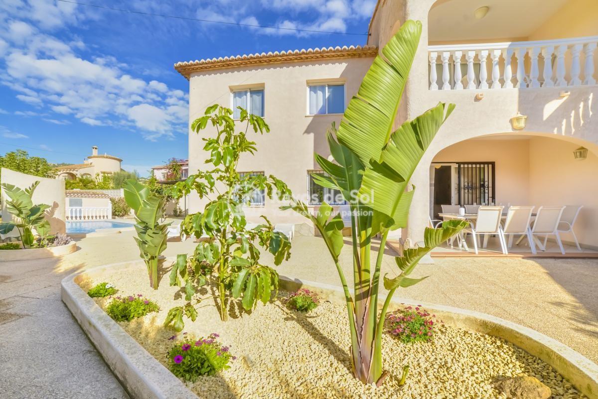 Villa  in Calpe, Costa Blanca North (2734) - 5