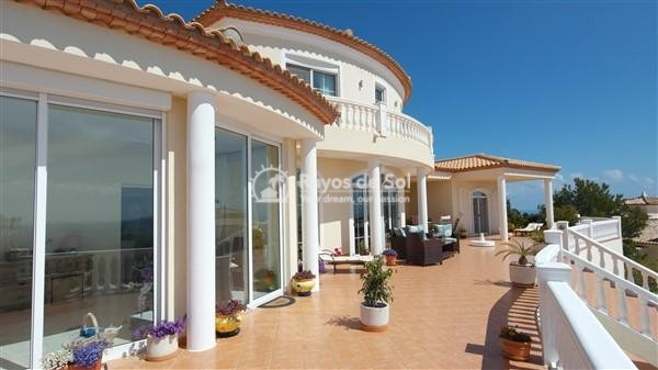 Villa  in Altea, Costa Blanca (2724) - 1