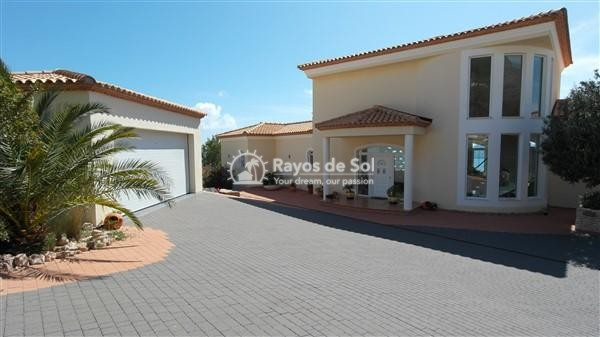 Villa  in Altea, Costa Blanca (2724) - 4