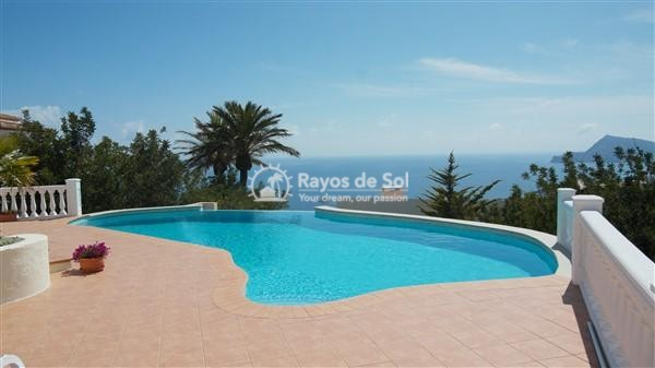 Villa  in Altea, Costa Blanca (2724) - 3