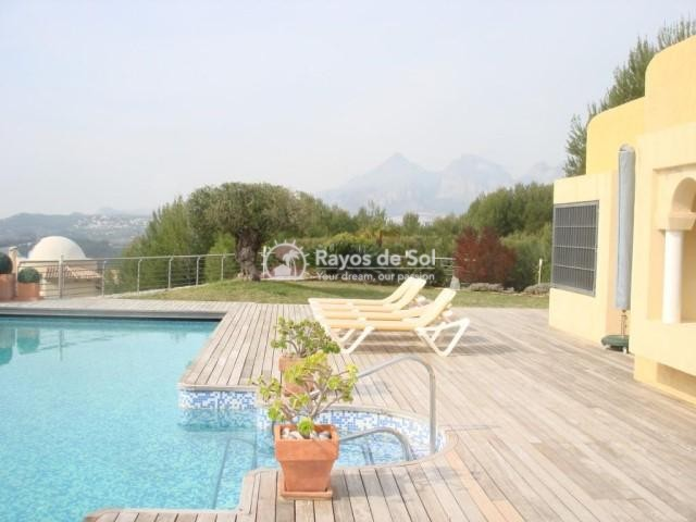 Villa  in Altea, Costa Blanca (2728) - 2