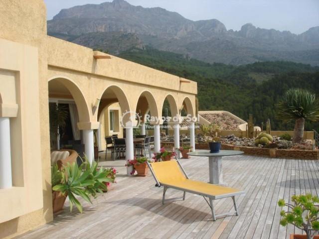 Villa  in Altea, Costa Blanca (2728) - 12