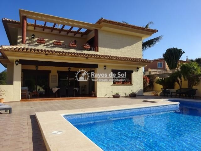 Villa  in Calpe, Costa Blanca North (2725) - 1