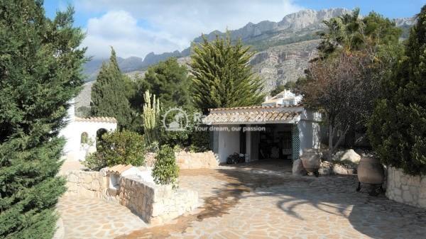 Villa  in Altea, Costa Blanca (2721) - 4