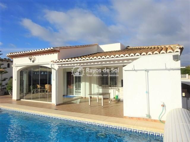 Villa  in Calpe, Costa Blanca North (2678) - 1