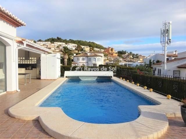 Villa  in Calpe, Costa Blanca North (2678) - 2