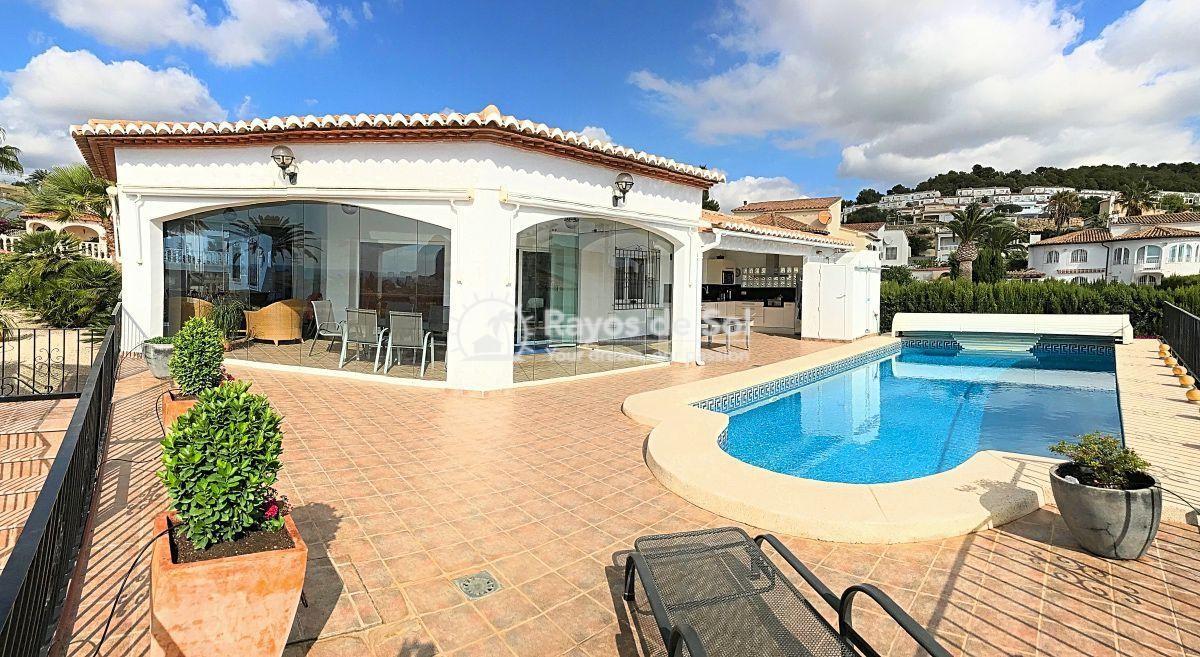 Villa  in Calpe, Costa Blanca North (2678) - 15