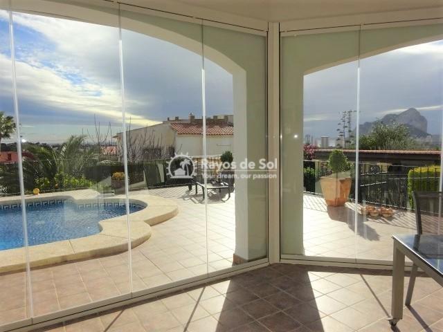 Villa  in Calpe, Costa Blanca North (2678) - 22