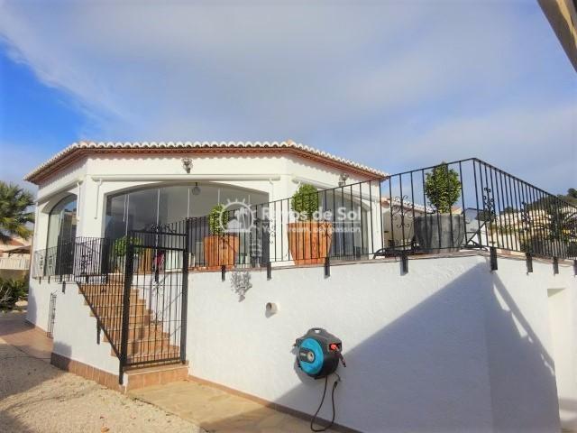 Villa  in Calpe, Costa Blanca North (2678) - 19