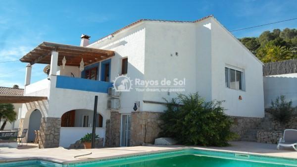 Villa  in Calpe, Costa Blanca North (2643) - 1