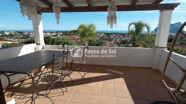 Villa  in Calpe, Costa Blanca North (2643) - 7