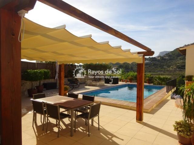 Villa  in Calpe, Costa Blanca North (2637) - 3