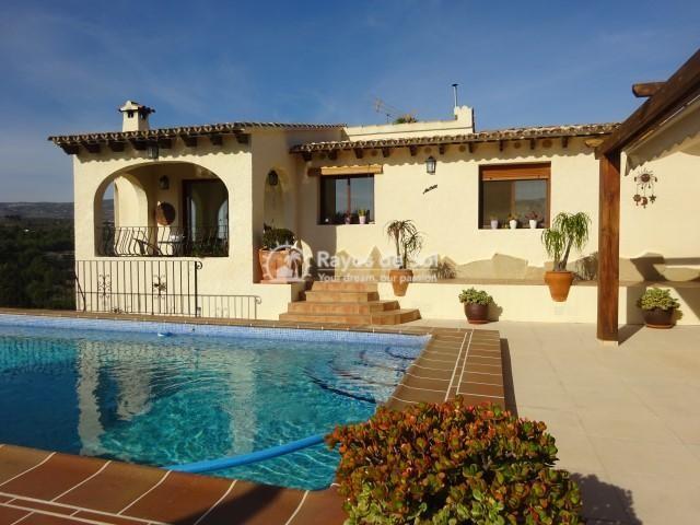 Villa  in Calpe, Costa Blanca North (2637) - 1