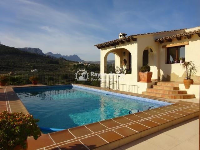 Villa  in Calpe, Costa Blanca North (2637) - 2