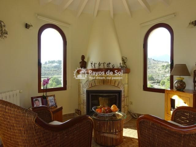 Villa  in Calpe, Costa Blanca North (2637) - 16
