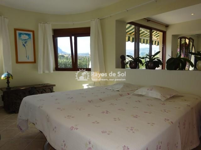 Villa  in Calpe, Costa Blanca North (2637) - 9