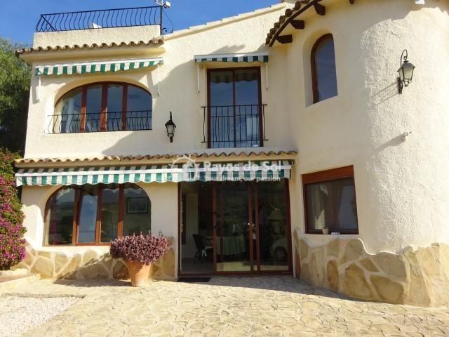 Villa  in Calpe, Costa Blanca North (2637) - 21