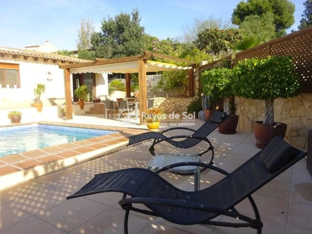 Villa  in Calpe, Costa Blanca North (2637) - 20