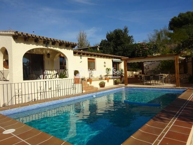 Villa  in Calpe, Costa Blanca North (2637) - 17