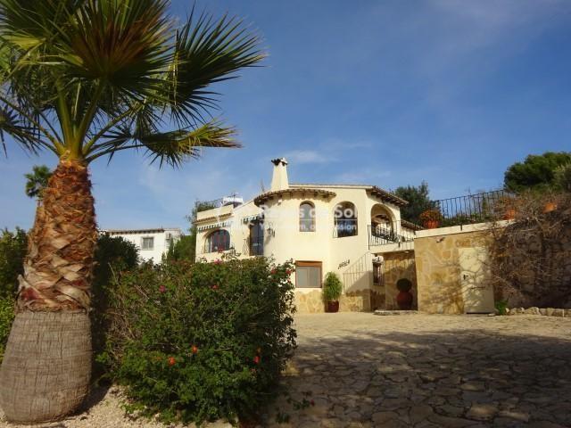 Villa  in Calpe, Costa Blanca North (2637) - 22