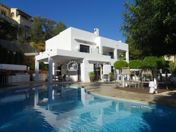 Villa  in Benissa, Costa Blanca (2653) - 1