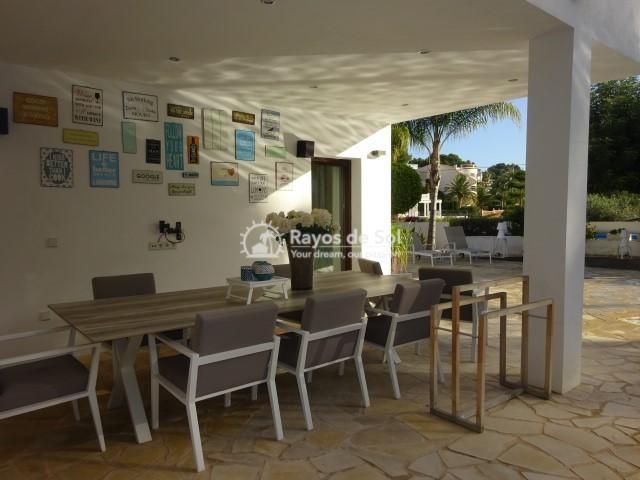 Villa  in Benissa, Costa Blanca (2653) - 21