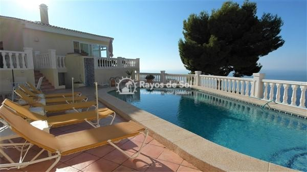 Villa  in Altea, Costa Blanca (2622) - 2