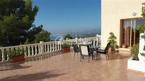 Villa  in Altea, Costa Blanca (2622) - 17