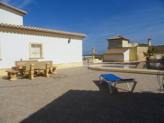 Villa  in Calpe, Costa Blanca North (2590) - 4