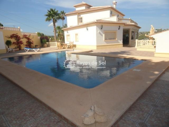 Villa  in Calpe, Costa Blanca North (2590) - 1