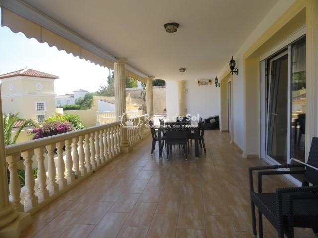 Villa  in Calpe, Costa Blanca North (2590) - 2